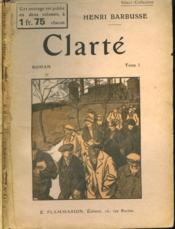 Clarte. En 2 Tomes. Collection : Select Collection N° 281 + 282. - Couverture - Format classique