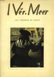 Jan Vermeer De Delft - Couverture - Format classique