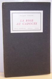 La rose au Caducée : Sonnets et chansons - Couverture - Format classique