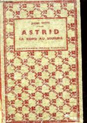 Astrid - La Reine Au Sourire - Couverture - Format classique