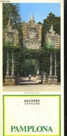 Plaquette / Navarre - Espagne - Pamplona - Couverture - Format classique