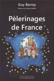 Pèlerinages de France - Couverture - Format classique