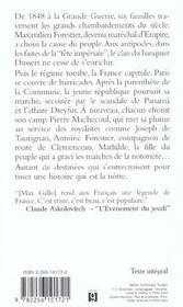 Mathilde t.2 - 4ème de couverture - Format classique