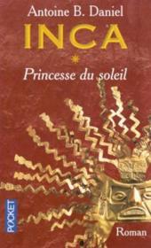 Inca - tome 1 princesse du soleil - Couverture - Format classique