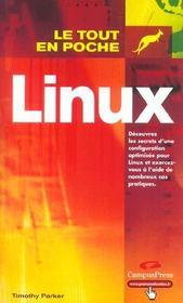 Linux tep - Intérieur - Format classique