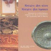 Histoire Des Sites - Histoire Des Hommes (+1cd Rom Pc Mac) - Intérieur - Format classique