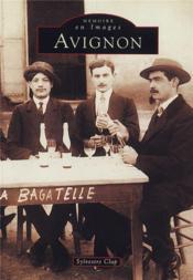 Avignon - Couverture - Format classique