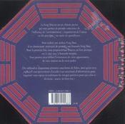 Feng-shui (le) (boussole) - 4ème de couverture - Format classique