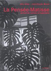La Pensee Matisse - Intérieur - Format classique