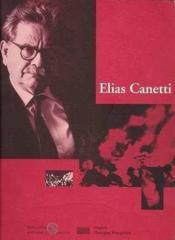 Elias canetti - Couverture - Format classique