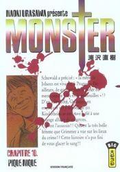 Monster t.10 ; pique-nique - Intérieur - Format classique
