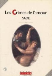 Crimes De L Amour - Couverture - Format classique