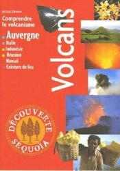Ds ; volcans - Couverture - Format classique