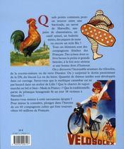 Follement français - 4ème de couverture - Format classique