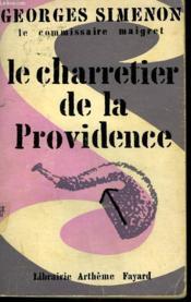 Le Charretier De La Providence. - Couverture - Format classique