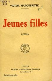 Jeunes Filles. - Couverture - Format classique