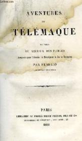 Aventures De Telemaque, Suivies Du Recueil Des Fables - Couverture - Format classique