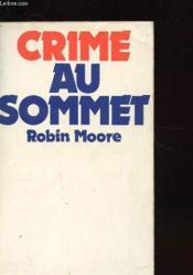 Crime Au Sommet - Couverture - Format classique