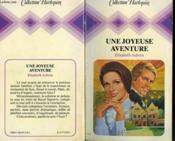 Une Joyeuse Aventure - The Joyous Adventure - Couverture - Format classique