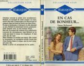 En Cas De Bonheur... - Suspicious Heart - Couverture - Format classique