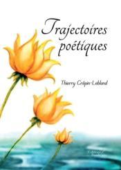 Trajectoires poétiques - Couverture - Format classique