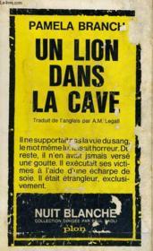 Un Lion Dans La Cave - Couverture - Format classique