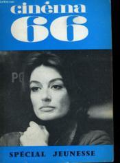 Cinema 66 N° 108 - Special Jeunesse - Le Jeune Cinema En France Et En Yougoslavie - Les Jeunes Vue Par Le Jeune Cinema - Couverture - Format classique