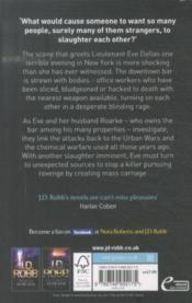Delusion In Death - 4ème de couverture - Format classique