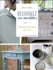 Relookez vos meubles - Couverture - Format classique