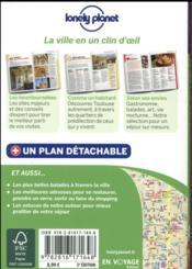 Toulouse (5e édition) - 4ème de couverture - Format classique