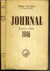 Journal Etats-Unis 1946 - Couverture - Format classique
