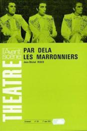Par dela les marronniers - Couverture - Format classique