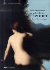 Jean-jacques henner, le dernier des romantiques - Intérieur - Format classique