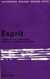 Esprit Kittel - Couverture - Format classique