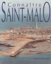 Connaitre St Malo - Couverture - Format classique
