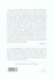 La grande enigme ; 45 haikus - 4ème de couverture - Format classique