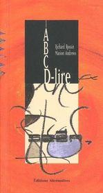 Abcd-lire - Intérieur - Format classique