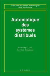 Automatique des systemes - Couverture - Format classique