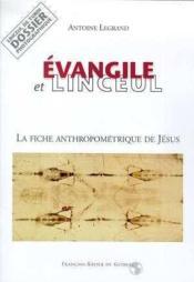 Evangile et linceul - Couverture - Format classique