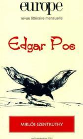Revue Europe N.869 ; Edgar Poe - Couverture - Format classique