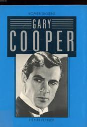 Gary Cooper - Couverture - Format classique