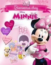 Bienvenue chez Minnie - Couverture - Format classique