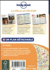 Strasbourg (5e édition) - 4ème de couverture - Format classique