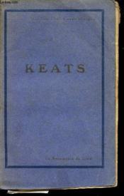John Keats - Couverture - Format classique