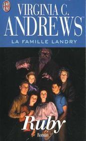 La famille Landry t.1 ; Ruby - Intérieur - Format classique
