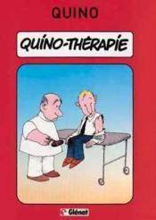 Quino t.5 ; quinotherapie - Couverture - Format classique
