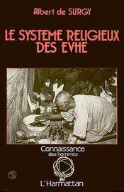 Systeme Religieux Des Evhe - Intérieur - Format classique