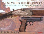 L'Univers De Beretta. Une Légende Internationale - Intérieur - Format classique