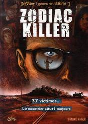 Zodiac killer - Intérieur - Format classique