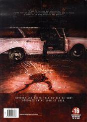 Zodiac killer - 4ème de couverture - Format classique